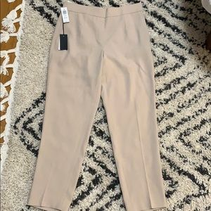 Light beige Aritzia Conan pants size 6
